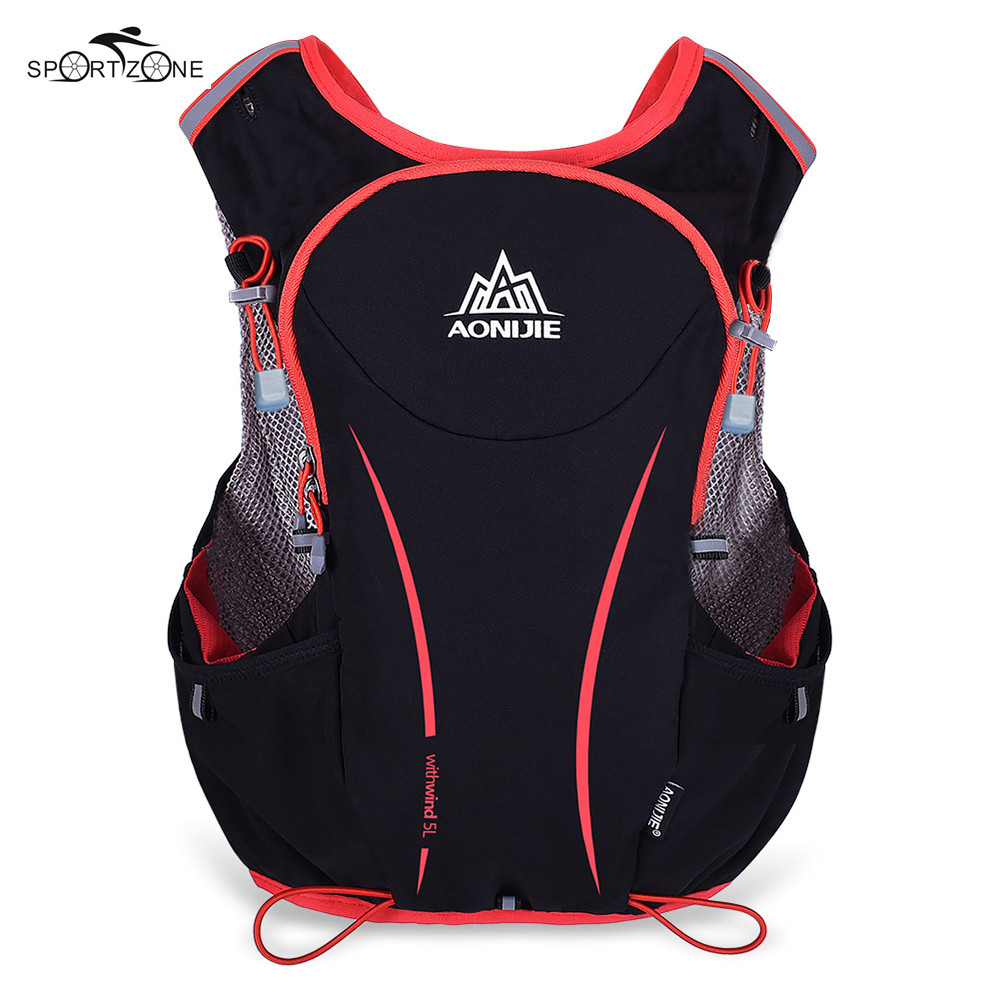 5L Outdoor Bicycle Backpack Lightweight Hiking Running