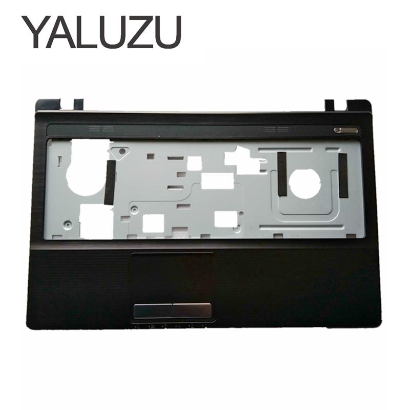 YALUZU NEW Palmrest Cover C Shell For ASUS X53B X53 A53 K53B K53U X53BY X53U A53U K53XT K53T X53Z K53TK X53T Top C Case Upper