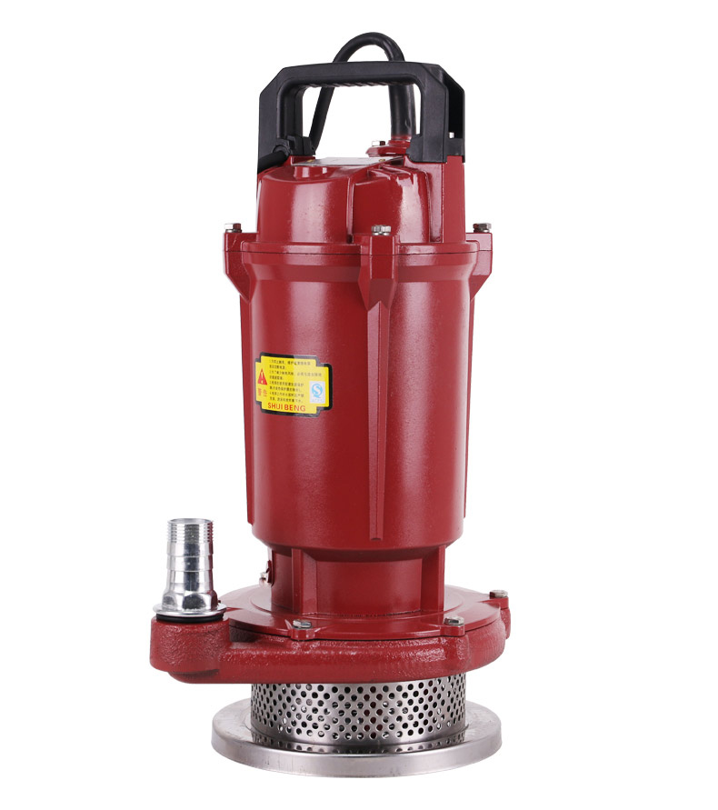 220V household submersible electric Water suction pump/deep well pump/vertical turbine pump Sprinkler irrigation pump 1100W 550w high efficiency submersible deep well water pump max head 65m household centrifugal well pump