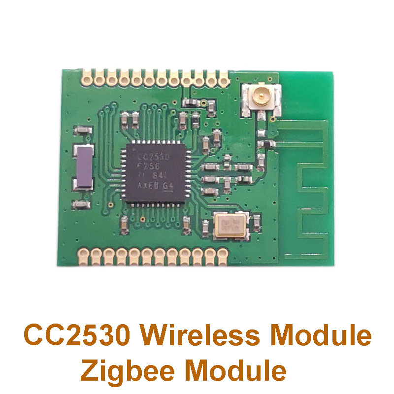 1pcs 2.4G CC2530F256 Zigbee Intelligent Home Networking Wireless Module With SMD