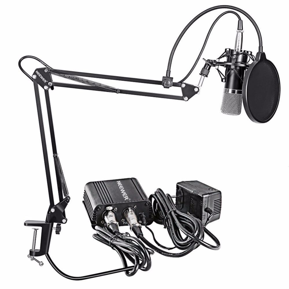 NeWer NW-700 микротелефоны және NW-35 тірек - Портативті аудио және бейне - фото 4