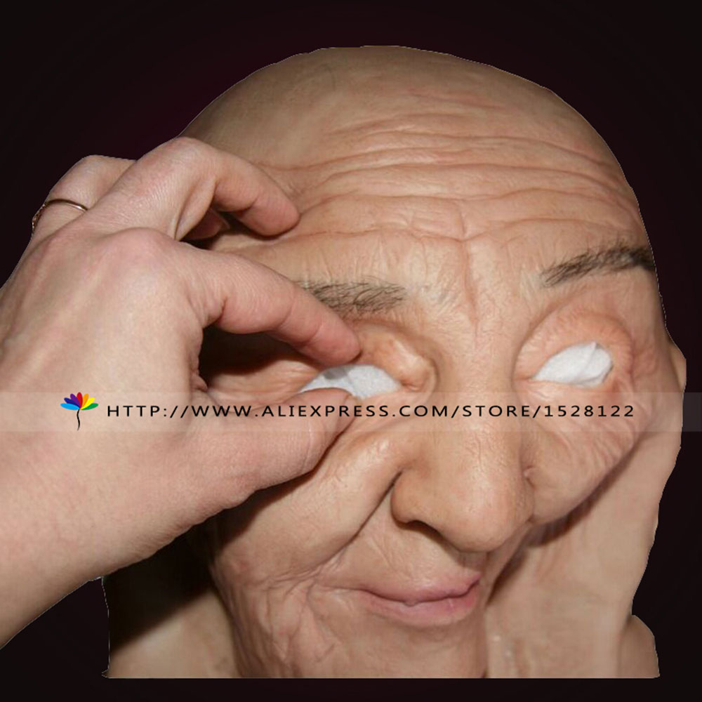 Old Woman Mask Promotion-Shop for Promotional Old Woman Mask on ...