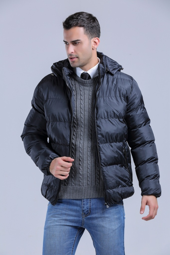 2015 NEW Jacket Winter Men Business Casual Winter Coat Men ...