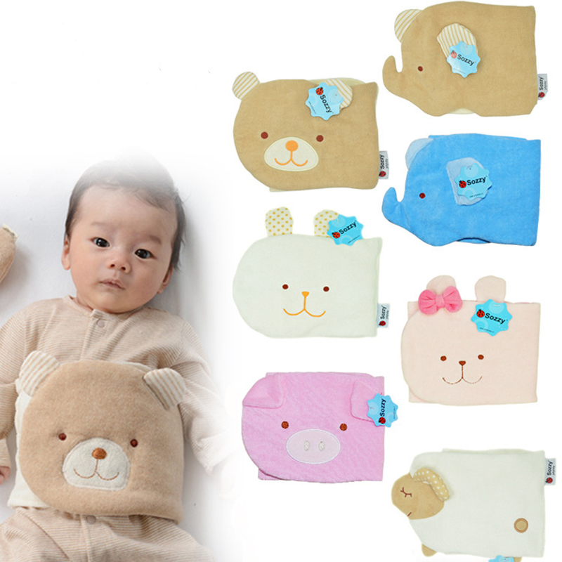 Mother & Kids Bear Children Gift Ultra Soft Cute Navel Belt Autumn Winter Warm Spring Umbilical Cord Cotton Sozzy Animal Fun Soft Baby Toy Boys' Baby Clothing