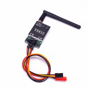 600mw TS832 Audio/video-Transmitter FPV 48ch Wireless for RC Quadcopter DJI F450/S500/S550