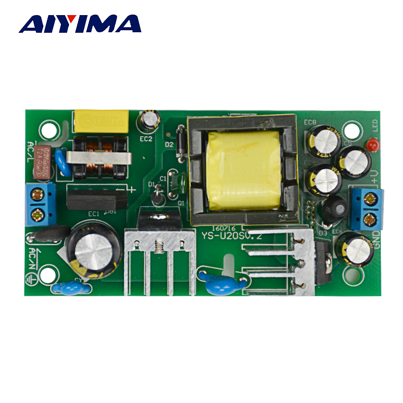 AC 85-265V To DC 12V 2A AC/DC Switching Power Supply Module Board Step-down module/built-in control in power meanwell 12v 75w ul certificated nes series switching power supply 85 264v ac to 12v dc