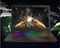Игровой ноутбук игровой ноутбуки на базе Windows 10 Тетрадь GTX 1050Ti 15,6 Intel Core i7 8750H 8 г 128 г + 1 Т pc Gamer Портативный компьютер