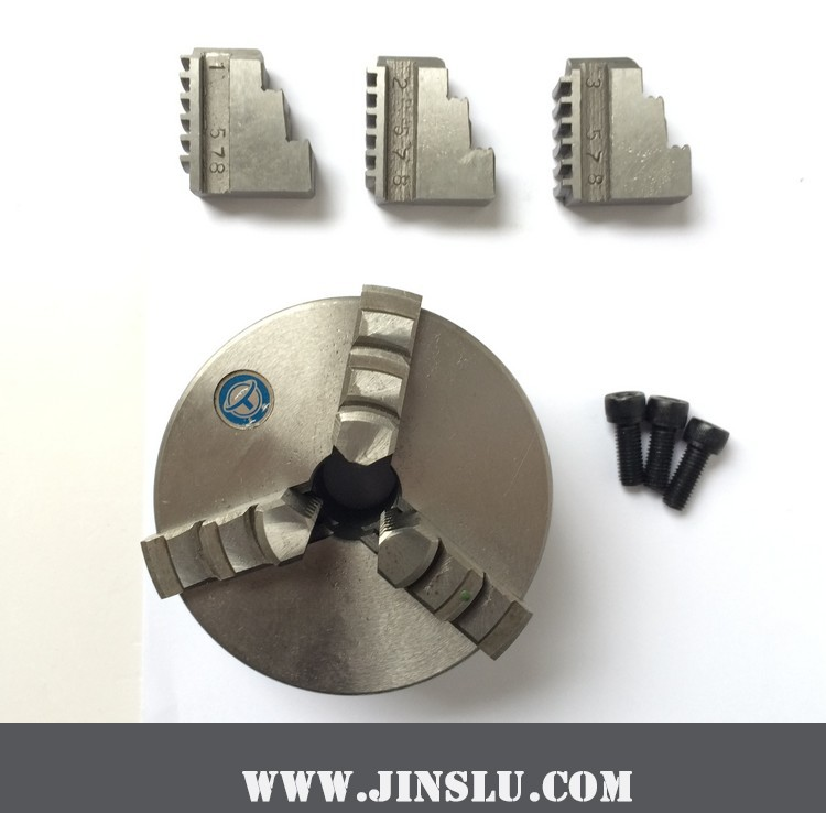 3 Jaw Lathe Chuck K11-200 200mm Manual Self Centering M10 for Welding Positioner Turntable Bench Top Lathe Accessories 3 jaw lathe chuck k11 125 125mm manual self centering m8 for welding positioner turntable bench top lathe accessories