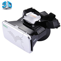 RITECH RIEM3 3D VR Virtual Reality Headset Mobile 360 Degrees Vedio Private Cinema Glasses Helmet With