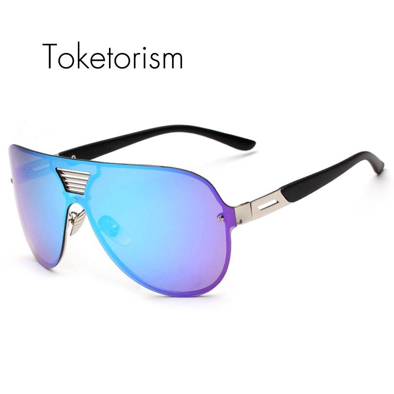 Toketorism Latest trends fashion women men gafas de sol rimless ...