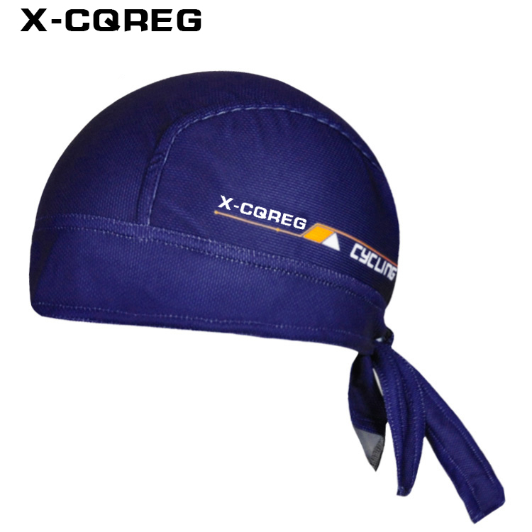 2018 Men Women Cycling Cap Helmet Outdoor Sport Bike Headwear Bicycle Bandana Hat Breathable Sweat Solid Pirate Head Headband