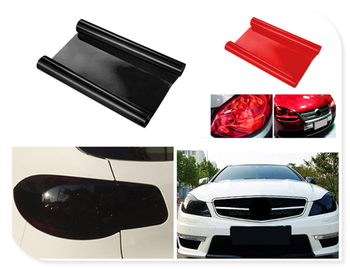 Car personality modification headlight taillight fog light color film for BMW E46 E39 E38 E90 E60 E36 F30 F30 image