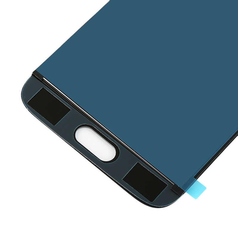 J530F شاشات LCD لسامسونج غالاكسي J5 2017 شاشة الكريستال السائل J530F J530 LCD محول الأرقام بشاشة تعمل بلمس أجزاء لسامسونج j5 الموالية عرض j5 2017