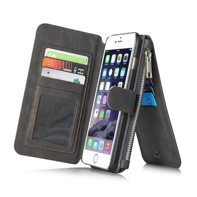 coque wallet iphone 6