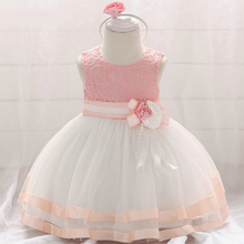 MQATZ Baby Girl Dress Summer Style Appliques Lace Party Dresses 1 year Birthday Dress Baby Girl Baptism Christening Dress 0-2Y baby girl baptism gown 2015 summer style girls pink white sequin tutu party wedding dresses 1 year birthday dress 12m 6y