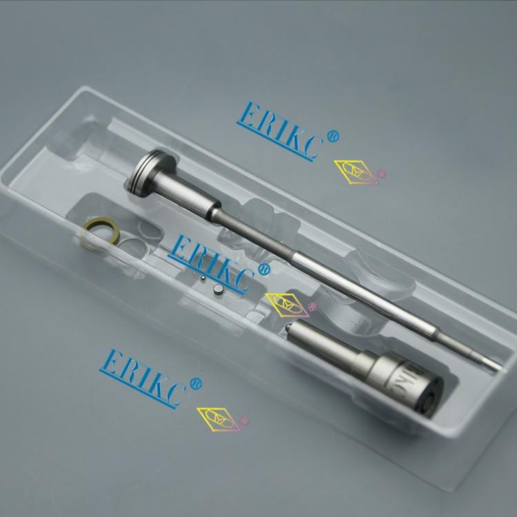 ERIKC injecteur pièces de rechange buse DSLA156P736 (0433175163) valve F00VC01001 pour Mercedes 6110700487 0445110009