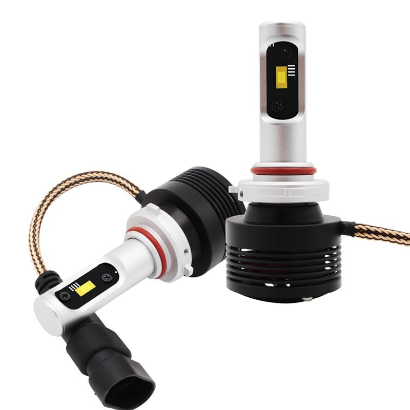 Car LED Headlight Bulbs 9005 HB3 9006 HB4 72w 9200LM TX Chips All in one LED Headlamp Fog Lamp Xenon White 6000k 12-24V led телевизор panasonic tx 43dr300zz