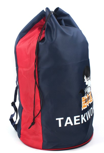 Oxford taekwondo mochilas saco de treinamento esporte corda taekwondo saco tae kwon do & running luz mochila unisex viagem saco de ginásio
