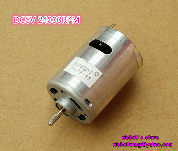 Popular 540 Dc Motor Buy Cheap 540 Dc Motor Lots From