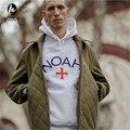 Noah Con Capucha Hombres Mujeres 1:1 de Alta Calidad 100% Algodón de Moda Casual Nyc Ala Clásico Noah Noah Sudaderas Streetwear Hoodie