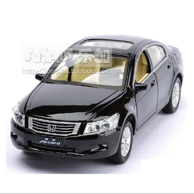 High Simulation Exquisite Diecasts&Toy Vehicles: ShengHui Car Styling <font><b>Honda</b></font> Accord Sedan <font><b>1:32</b></font> Alloy <font><b>Diecast</b></font> Model Toy Car image