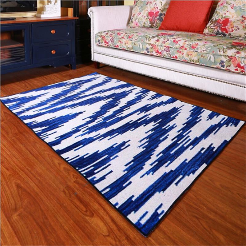 Японский Стиль Simple Home ковры для Гостиная Спальня области коврики новая мода нежный мягкий ковер дверь большой коврик современный