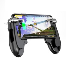 PUBG Mobile Controller Gamepad For Ipad Tablet Trigger Fire Button Aim Key Mobile Games Grip Handle L1R1 Shooter Joystick