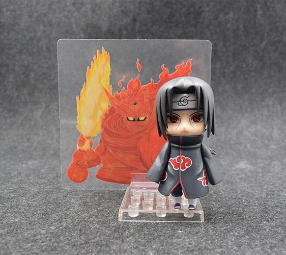 Tobyfancy Anime Naruto Shippuden Uchiha Itachi Nendoroid 820 # PVC - Oyuncaq fiqurlar