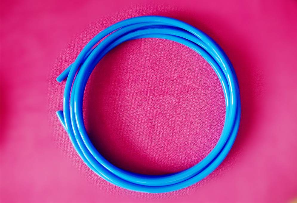 Free Shipping Pneumatic Component PU Tube Air Hose Pipe PU OD12mm*ID8mm Blue frc2758