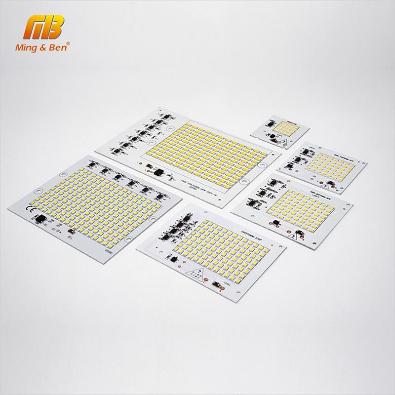 Жарық диоды бар шам SMD2835 Моншақ Smart IC - Жарықтандыру керек-жарақтары - фото 4
