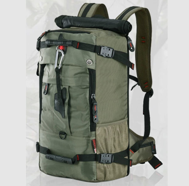 00af3de291bb Men s Big Travel Bags High Quality Oxford Notebook Backpack Duffel Bag Men  Military Bag Waterproof Camping Backpack-in Travel Bags from Luggage   Bags  on ...