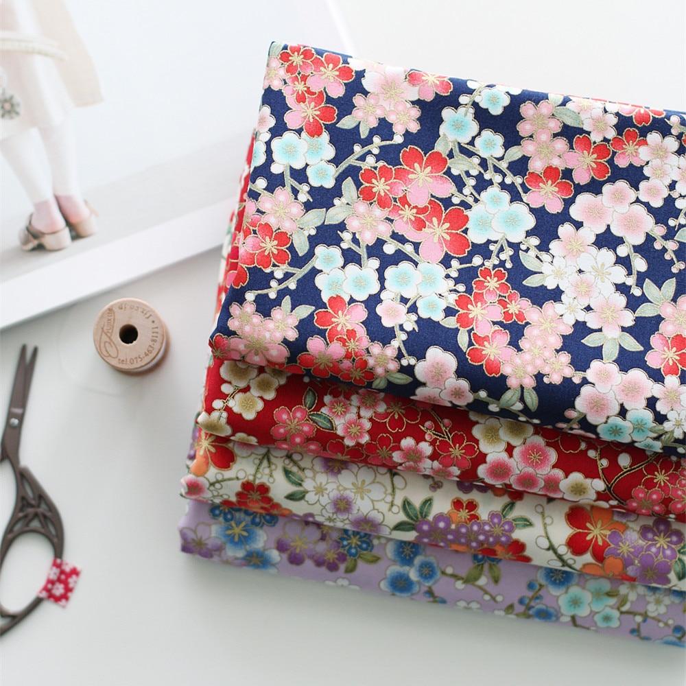 Lijep Japan Style DIY pamuk tkanina za stolni tkanina / Home Decor - Umjetnost, obrt i šivanje