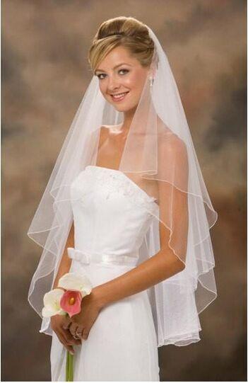 Cheap-Short-Wedding-Veil-With-Comb-White-Ivory-Bridal-Veils-Veu-De-Noiva-Curto-High-Quality