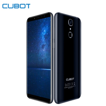 "Cubot X18 5.7""Smartphone 3GB RAM 16GB ROM 8+13MP Android 6.0 Quad Core OTG Dual SIM Cards Fingerprint ID 4G Unlocked Cell Phone"