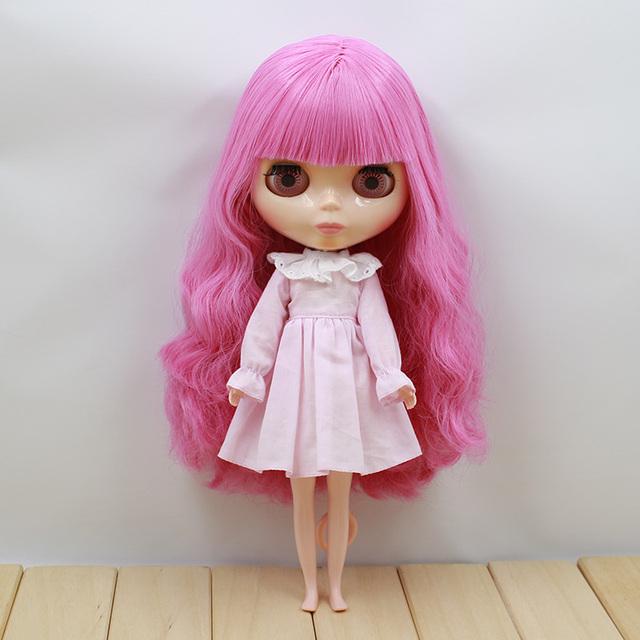 Neo Blythe Doll Autunm Dress
