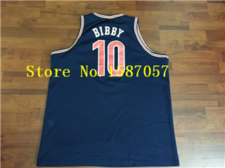 738690dbd2e  10 Mike Bibby Arizona Wildcats Basketball Jersey Retro Throwback Mesh or Rev  30 Customized Name and number Stitched jerseys-in Basketball Jerseys from  ...