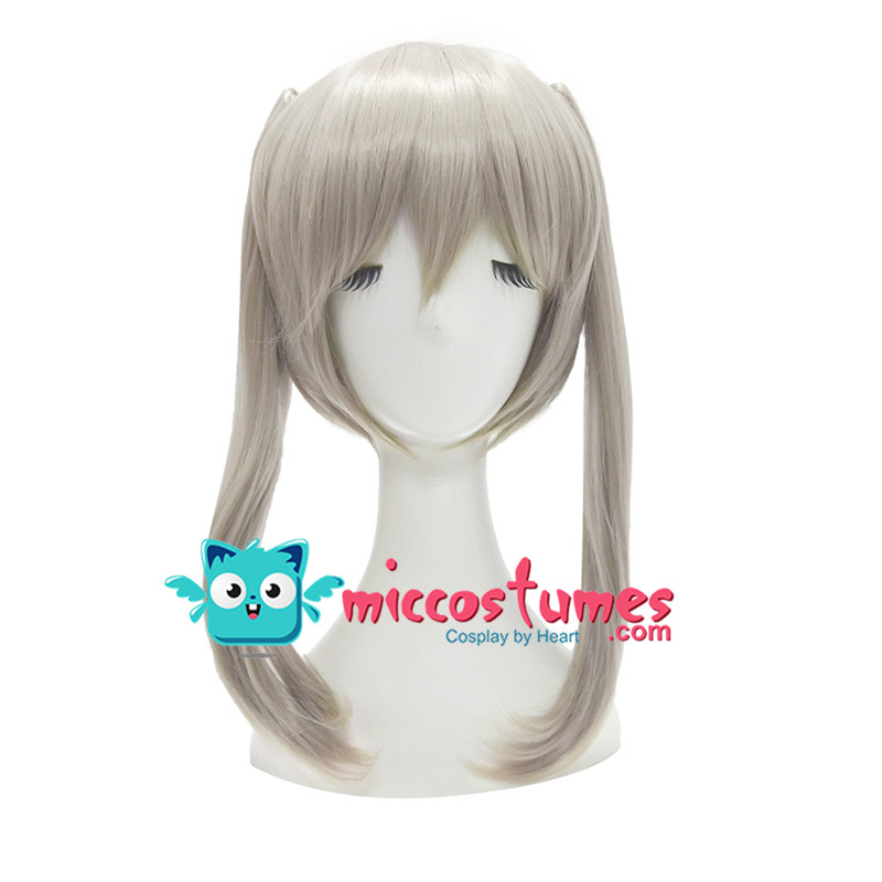 Synthetic Wig Soul Eater Maka Albarn Cosplay Wig