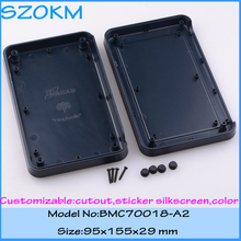 1 piece free shipping electronic project box abs cabinet small plastic boxes 195X155X29 MM