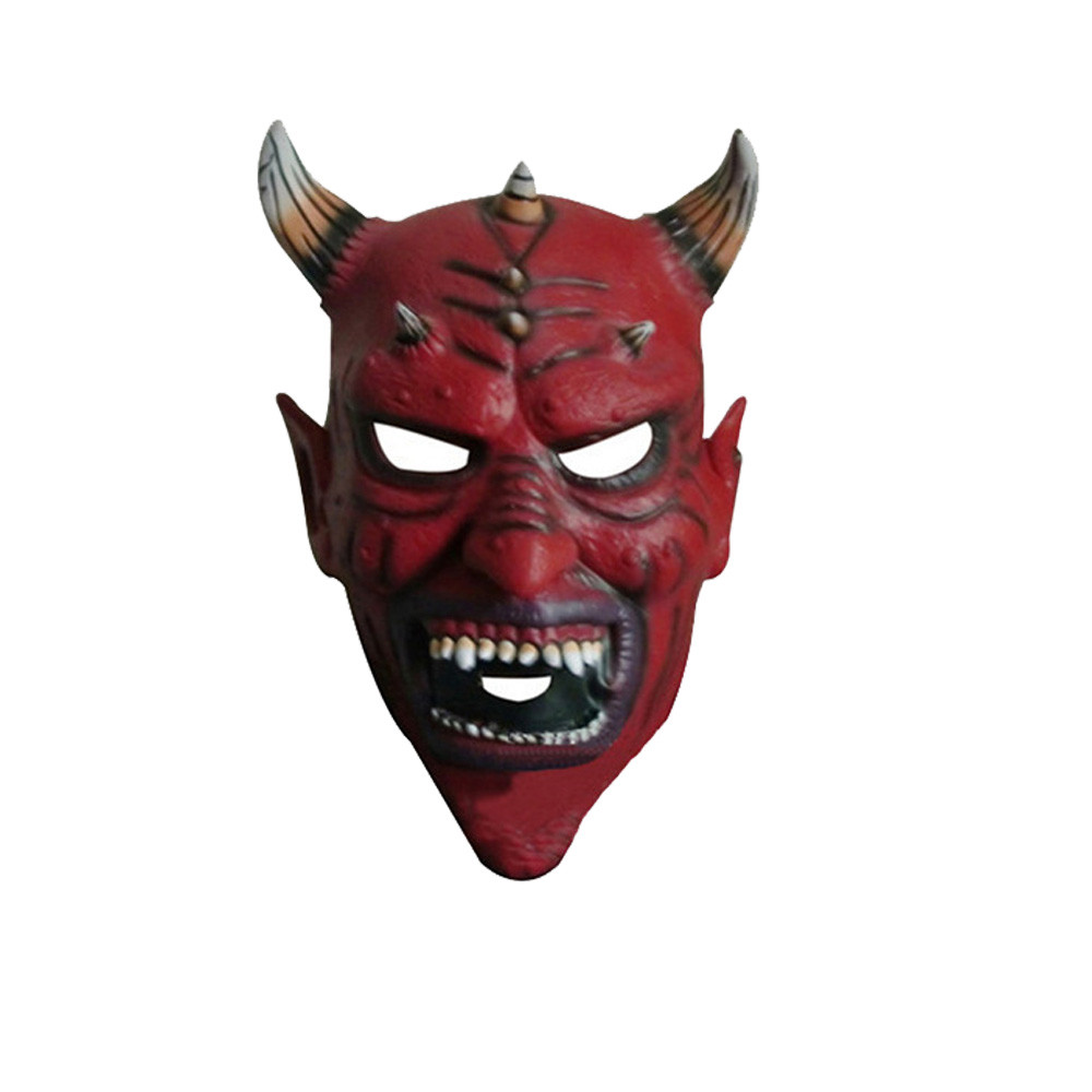 Brand New 1pc High quality Halloween Party Terrorist Heard Mask ...