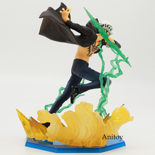 Trafalgar Law PVC Figure Collectible Model 16.5cm