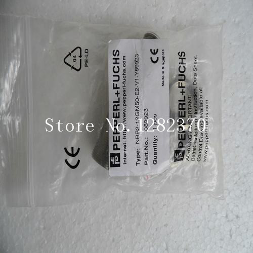 [SA] New original special sales P + F Sensor NBB2-12GM50-E2-V1-Y89923 spot [sa] new original authentic special sales p f sensor nbb5 18gm50 e2 c3 v1 spot 2pcs lot