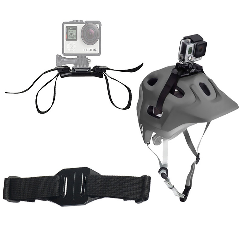 Image 3 - HOMEREALLY Gopro Accessories Set Go pro Chest Head Strap Monopod Floating Bobber For Go pro Hero5 4 Sjcam Sj4000 Sj5000 M10 M20-in Tripods from Consumer Electronics