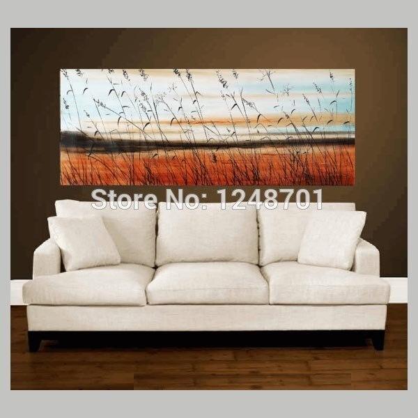Haute Qualité Abstraite Peinture Acrylique Peinture Moderne Peinture