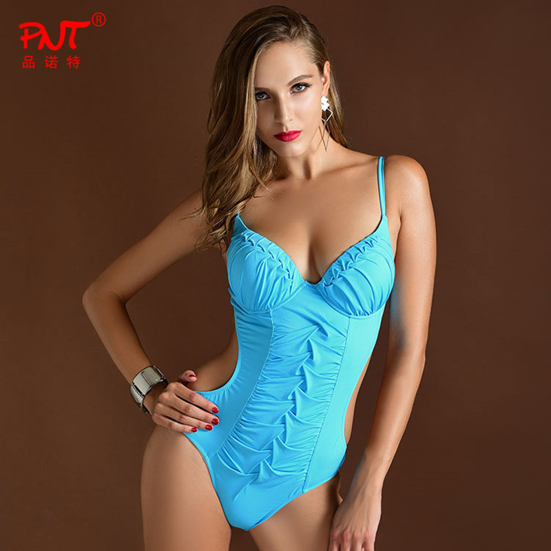 Women One Piece Swimsuit Sexy Swimwear Women Bathing Suit Swim Vintage Beach Wear Bandage Push up Monokini Swim Suit sexy plus size swimwear one piece swimsuit women backless monokini trikini halter push up bathing suit beach wear bathing wear