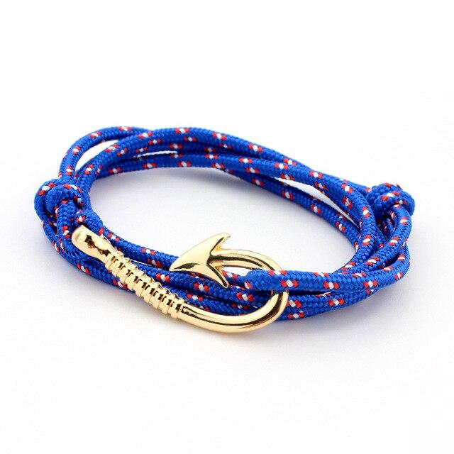 Bracelet Homme Ancre Tommy Hilfiger