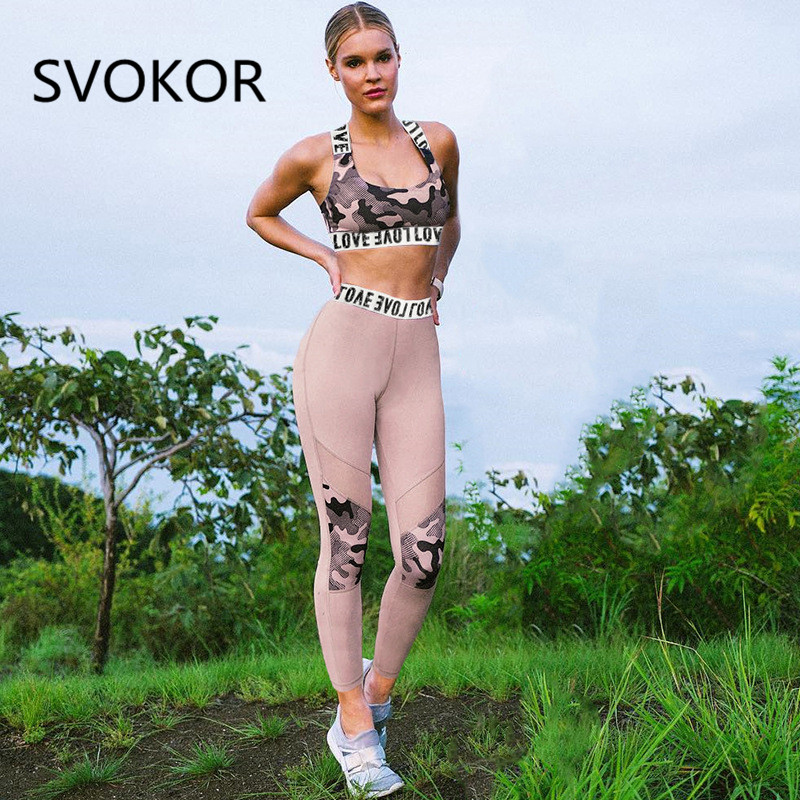CHRLEISURE-Casual-Women-Sets-Camouflage-Printing-Stitching-Mesh-High-Waist-Breathable-Leaf-Printing-Two-piece-Girl_1