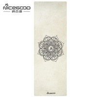 Natural Jute Doormat Eco Mandala Cushion Non Slip Phoenix Nirvana Bathroom Carpet 4 5 Mm Thick