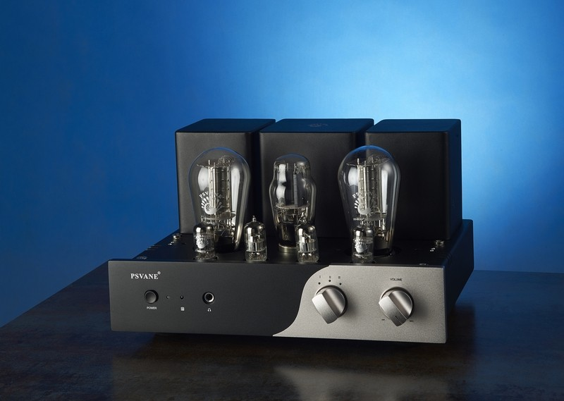 PSVANE TC3 300B-N Tube Amplifier HIFI EXQUIS handmade 300B lamp amp with remote appj pa1601a 6p14 el84 tube amplifier wifi bluetooth usb sd multi receiver decoder lamp amp hifi exquis