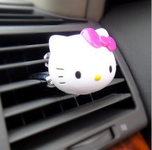 auto supplies incense Hello Kitty outlet perfume car perfume seat Free shipping