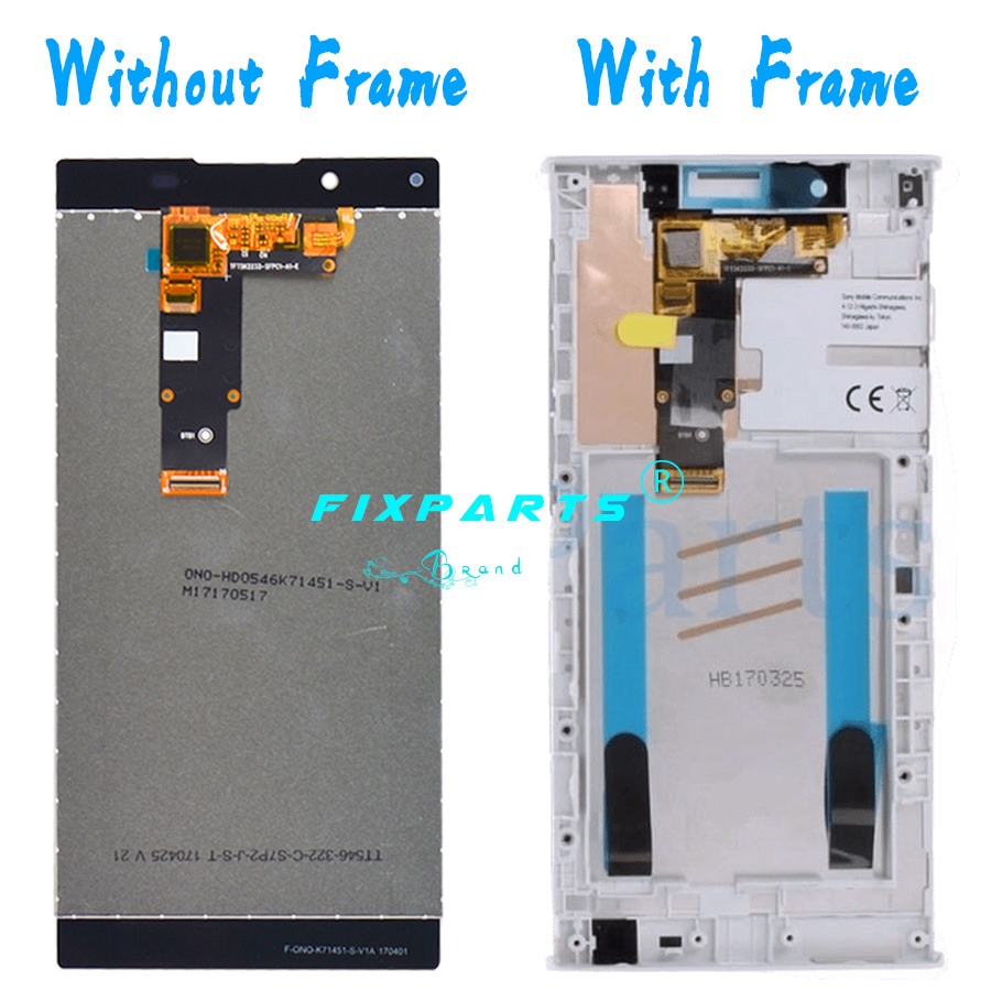 SONY Xperia L1 LCD Display Touch Screen Digitizer LCD Replacement